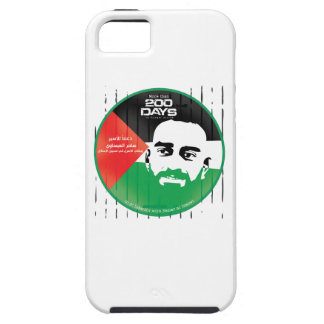 Samer al Issawi hunger strike iPhone 5 Covers