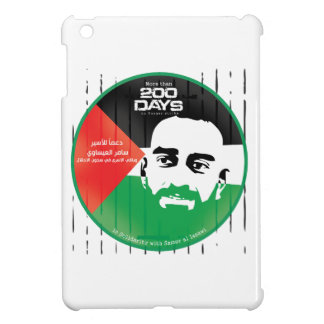 Samer al Issawi hunger strike iPad Mini Cover