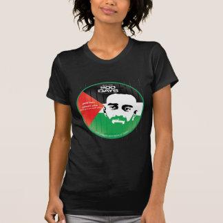 Samer al Issawi hunger strike Shirts