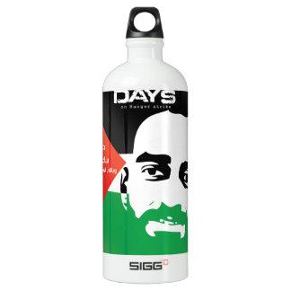Samer al Issawi hunger strike SIGG Traveller 1.0L Water Bottle