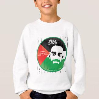 Samer al Issawi hunger strike Sweatshirt