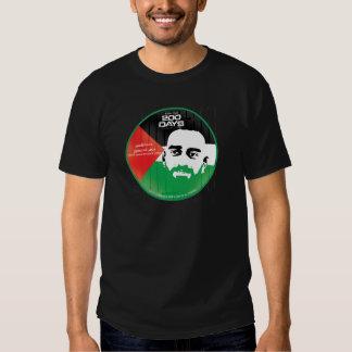 Samer al Issawi hunger strike Tshirts