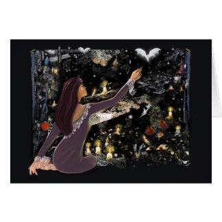 Samhain Mystique! Card