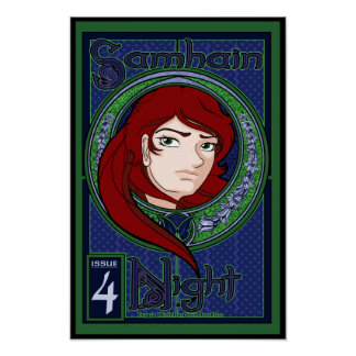 Samhain Night Issue #4 Prints & Posters