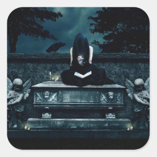 Samhain Ritual Sticker