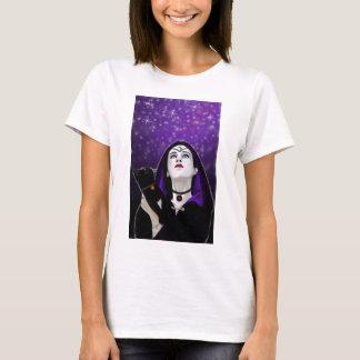 samhain skies Ladies t-shirt