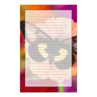 Sammamish Washington Photograph of Butterfly 12 Stationery