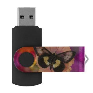 Sammamish Washington Photograph of Butterfly 12 Swivel USB 2.0 Flash Drive