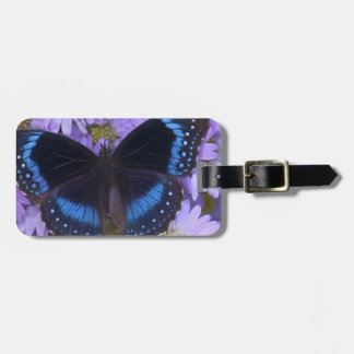 Sammamish Washington Photograph of Butterfly 20 Luggage Tag