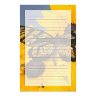Sammamish Washington Photograph of Butterfly 24 Personalised Stationery