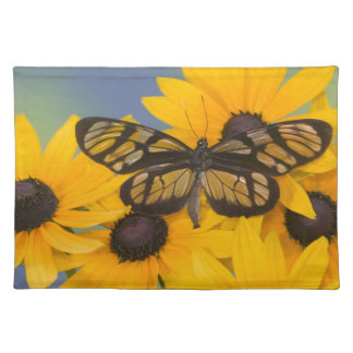 Sammamish Washington Photograph of Butterfly 24 Placemat