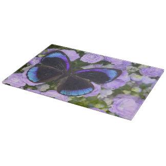 Sammamish Washington Photograph of Butterfly 2 Cutting Board