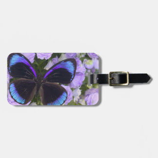 Sammamish Washington Photograph of Butterfly 2 Luggage Tag