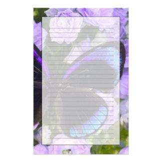 Sammamish Washington Photograph of Butterfly 2 Stationery