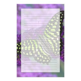 Sammamish Washington Photograph of Butterfly 31 Custom Stationery