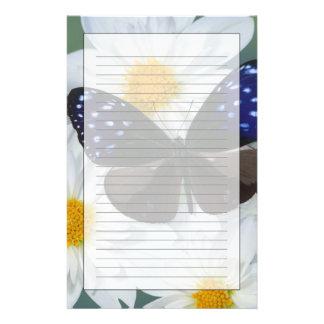 Sammamish Washington Photograph of Butterfly 33 Customized Stationery