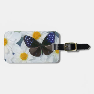 Sammamish Washington Photograph of Butterfly 33 Luggage Tag