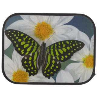 Sammamish Washington Photograph of Butterfly 36 Car Mat