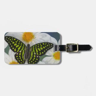 Sammamish Washington Photograph of Butterfly 36 Luggage Tag