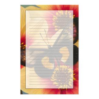 Sammamish Washington Photograph of Butterfly 39 Personalized Stationery