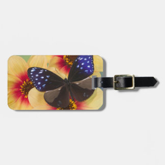 Sammamish Washington Photograph of Butterfly 40 Luggage Tag