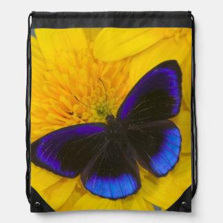 Sammamish Washington Photograph of Butterfly 41 Drawstring Bag