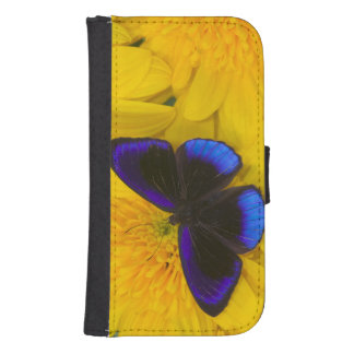 Sammamish Washington Photograph of Butterfly 41 Samsung S4 Wallet Case