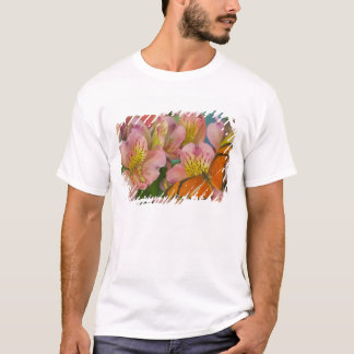 Sammamish Washington Photograph of Butterfly 46 T-Shirt