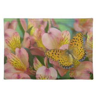Sammamish Washington Photograph of Butterfly 48 Placemat