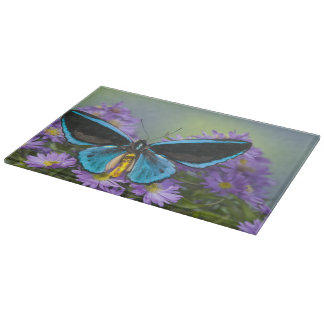Sammamish Washington Photograph of Butterfly 52 Cutting Board