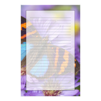 Sammamish Washington Photograph of Butterfly 54 Personalised Stationery