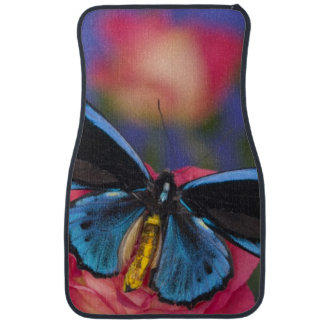 Sammamish Washington Photograph of Butterfly 55 Car Mat
