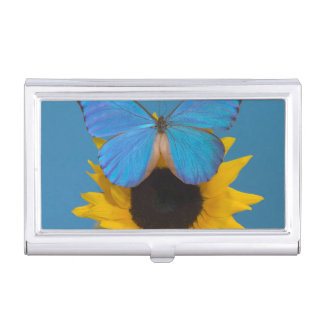 Sammamish Washington Photograph of Butterfly 57 Business Card Holder