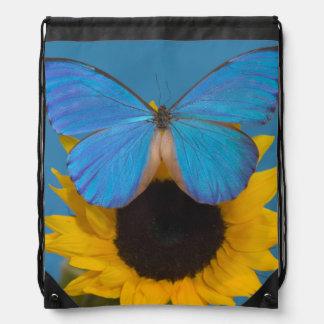 Sammamish Washington Photograph of Butterfly 57 Drawstring Bag