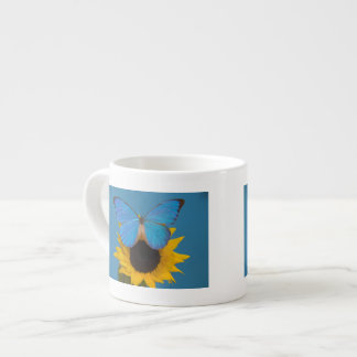 Sammamish Washington Photograph of Butterfly 57 Espresso Cup