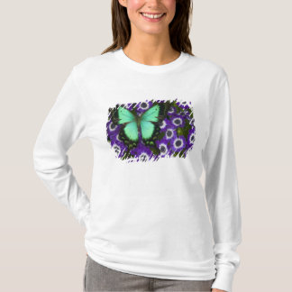 Sammamish Washington Photograph of Butterfly 7 T-Shirt