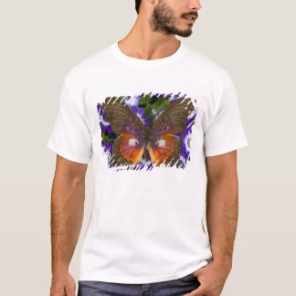 Sammamish Washington Photograph of Butterfly 8 T-Shirt
