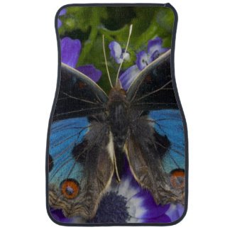 Sammamish Washington Photograph of Butterfly 9 Car Mat