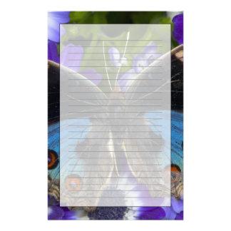 Sammamish Washington Photograph of Butterfly 9 Personalized Stationery