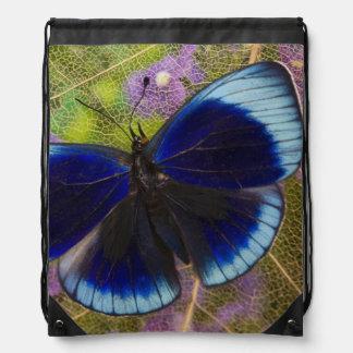 Sammamish Washington Photograph of Butterfly Drawstring Bag