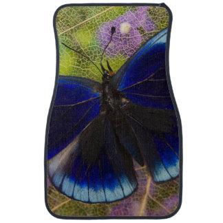 Sammamish Washington Photograph of Butterfly Car Mat