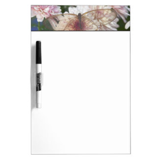 Sammamish Washington Photograph of Butterfly on 15 Dry Erase Board