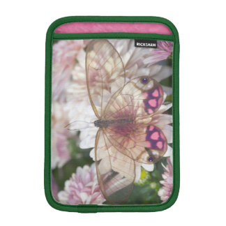 Sammamish Washington Photograph of Butterfly on 15 iPad Mini Sleeve