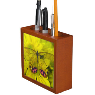 Sammamish Washington Photograph of Butterfly on 8 Desk Organiser