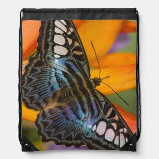 Sammamish, Washington Tropical Butterfly 24 Drawstring Bag