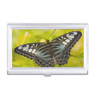 Sammamish, Washington Tropical Butterfly 38 Business Card Holder