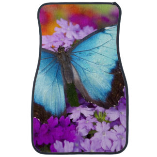 Sammamish Washington Tropical Butterfly 7 Car Mat