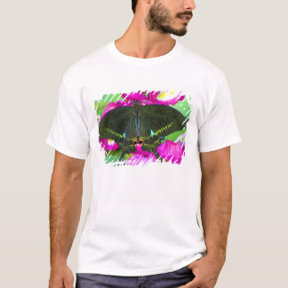 Sammamish, Washington Tropical Butterfly T-Shirt