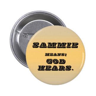 Sammie Pin