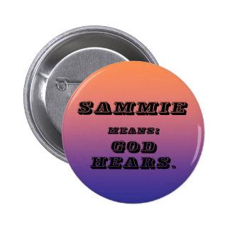 Sammie Button